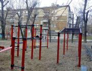 ЖЕД № 904: встановлення спортивного майданчику