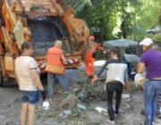 ЖЕД № 901: вивезення великогабаритного сміття