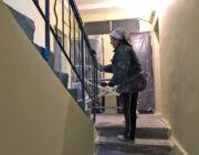 ЖЕД № 901: ремонт сходів