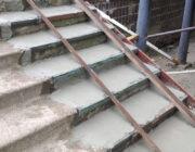 ЖЕД № 903: ремонт сходів